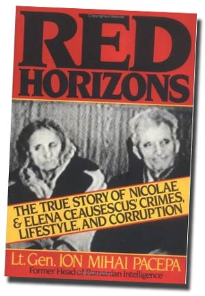 Red Horizons Book.