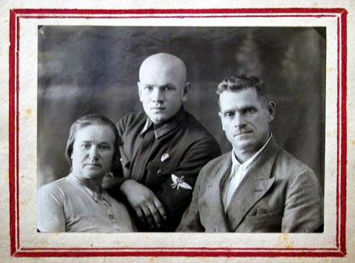 Melnikoff Family.